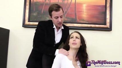 Maria Fucked Hard in Office - scene 1