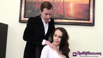 Maria Fucked Hard in Office - scene 2