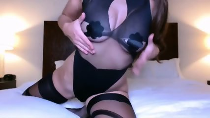 Hot Milf In Stockings Makes You Cum - scene 8
