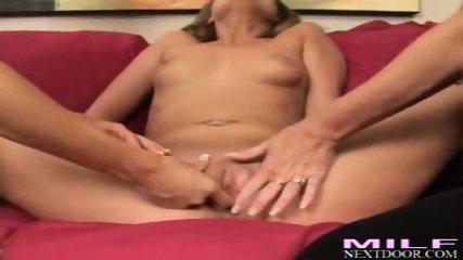 3 MILFs fingering and rubbing! - scene 9