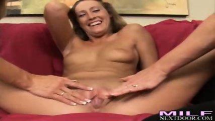 3 MILFs fingering and rubbing! - scene 10