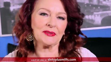 Redhead Jennet loves sucking cocks