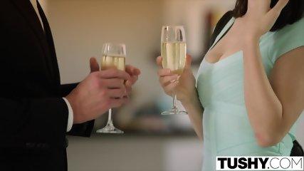 TUSHY Lana Rhoades ANAL Encounter - scene 1