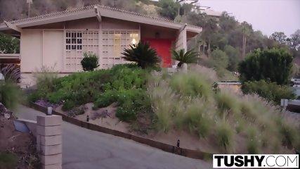 TUSHY Lana Rhoades ANAL Encounter - scene 2