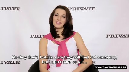 PrivateCastings.com - Victoria Has Her Casting Call - scene 3