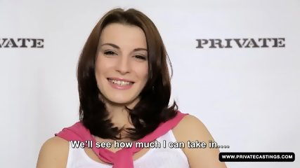 PrivateCastings.com - Victoria Has Her Casting Call - scene 4