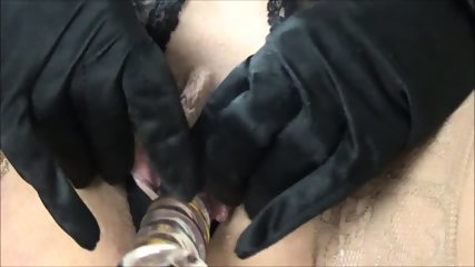 Nicole DuPapllon, Magnificent Long Pussy Lips, Solo, Fucking And Creampie - scene 2