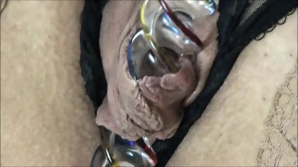 Nicole DuPapllon, Magnificent Long Pussy Lips, Solo, Fucking And Creampie - scene 3