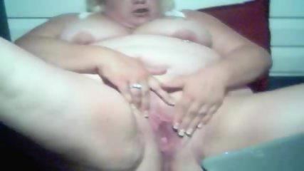 Dirty Talk Fetish BBW In Webcam Show - scene 3
