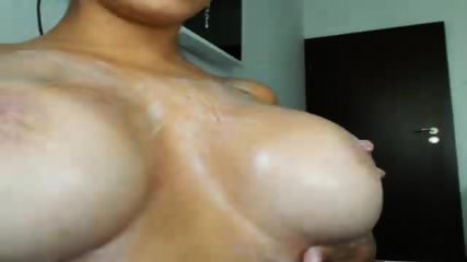 Busty Milf And Lotion - scene 5