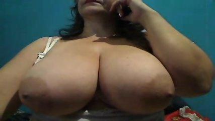 HUGE TITS Colombian Milf