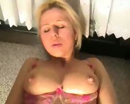 Hot Chick gets fucked in the Kitchen - scene 7