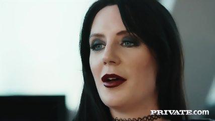 Private.com - Interracial Anal With Busty Stella Cox - scene 1