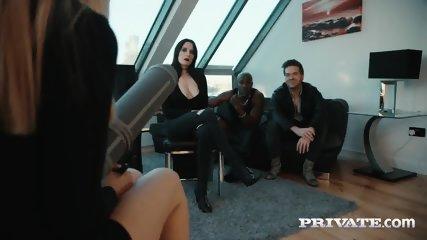 Private.com - Interracial Anal With Busty Stella Cox - scene 3