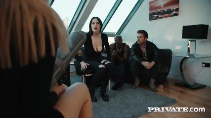 Private.com - Interracial Anal With Busty Stella Cox - scene 4