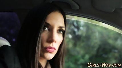 Gay en lesbische Porn video lullen te groot om te passen