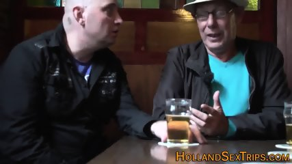 Sucking hooker spunked