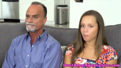 Teen amateur doggystyled by old guy