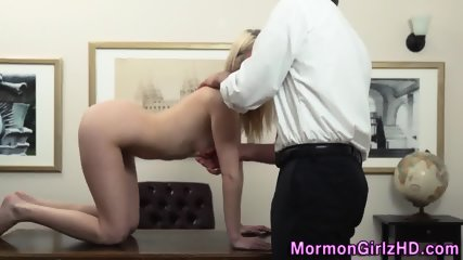 Mormon watched rubbing