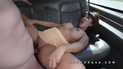 Tiffany Rain asian pussy white cock sex - scene 8
