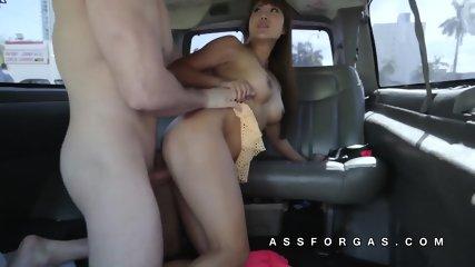 Tiffany Rain asian pussy white cock sex - scene 11
