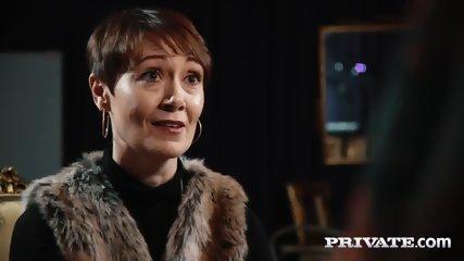 Private.com - Ella Hughes, Cum In Her Hairy Pussy - scene 2
