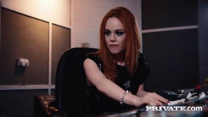 Private.com - Ella Hughes, Cum In Her Hairy Pussy - scene 5