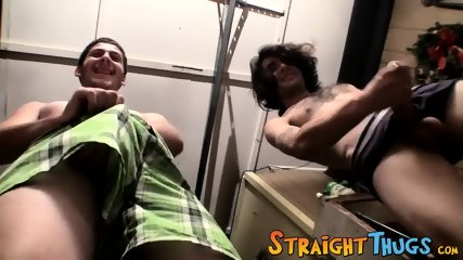 There is nothing better than a really friendly dick stroking