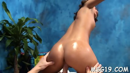 Girl with tiny tits rides dick
