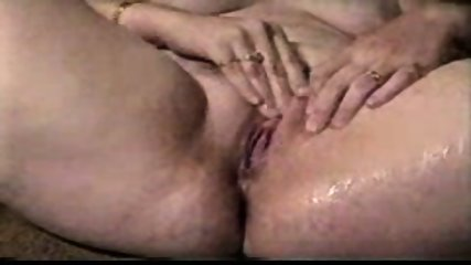 Woman with a very wet pussy masturbating - scene 8