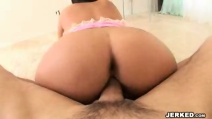 Richelle Ryan fucked doggy style with a big cock