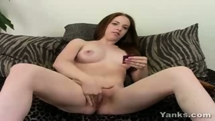 Amber masturbation video
