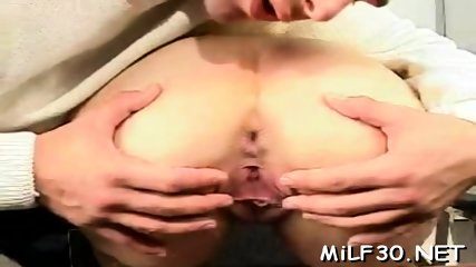 Busty darling gets wild fucking