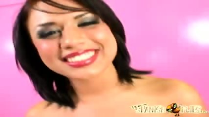 Eva Angelina Stripping - scene 1
