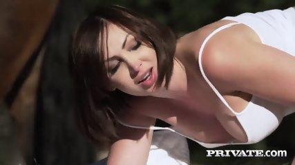 Private.com - Horse Rider Yasmin Scott Rides A Hung Stallion - scene 5