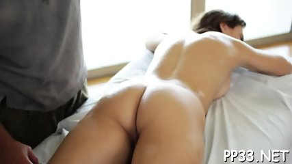Hot Hunk Giving Sensual Massage