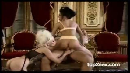 Old guy and 2 whores - scene 10