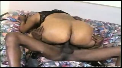 Phat ebony slut drilled by long black dick 2 - scene 8