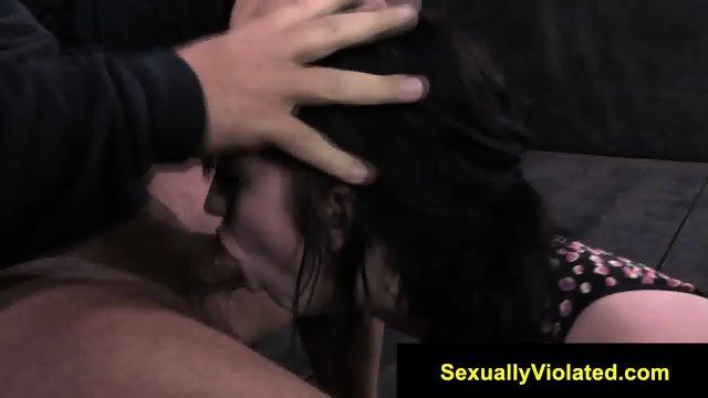 Alana Rains hardcore cock worshipping