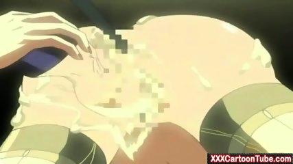 Crazy domination sex cartoon clip