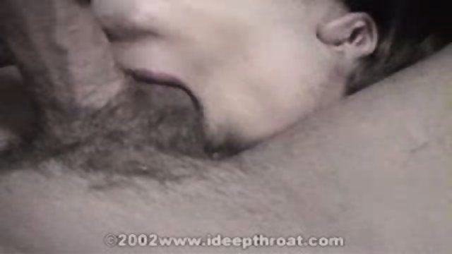 Ideepthroat - Heather - Perfect BJ, Upside down Cumshot!!
