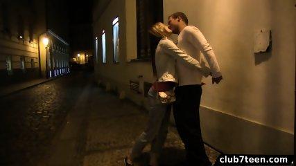 Couples teens romantic sex