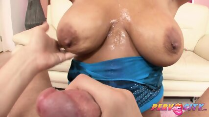 PervCity Big Tit Milf Gets Her Ass Fucked - scene 1