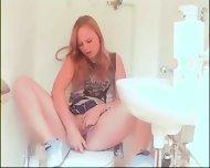 Having Fun in the Toilet - scene 11