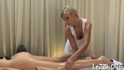 Stimulating body massage