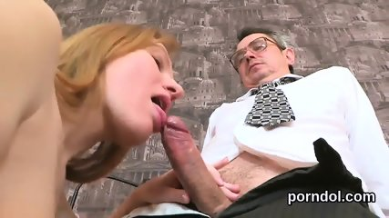 Natural schoolgirl is seduced and drilled by her older schoolteacher