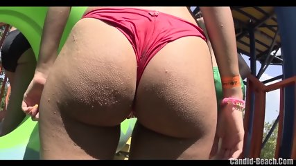 Big Ass Latina Thong Beach Voyeur Hd Video