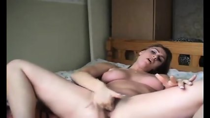 Hot Blonde Masturbating On Cam