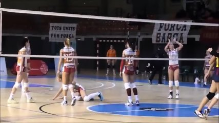 barcelona tight shorts volleyball - scene 8