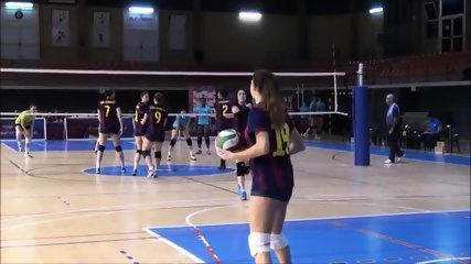barcelona tight shorts volleyball - scene 10